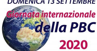 PBCDAY2020 GIORNATA INTERNAZIONALE DELLA COLANGITE BILIARE PRIMITIVA
